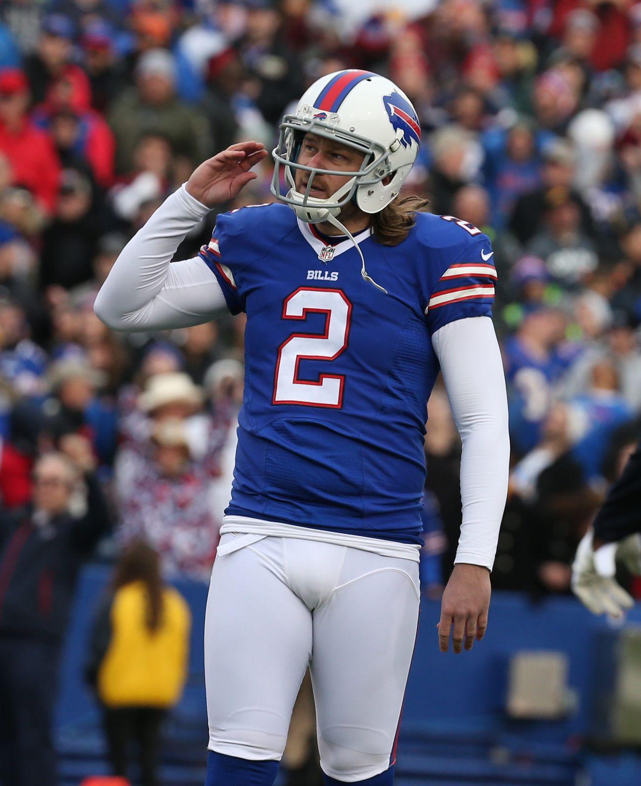 Haircut not a way to cure Carpenter's kicking woes | Buffalo Bills ...
