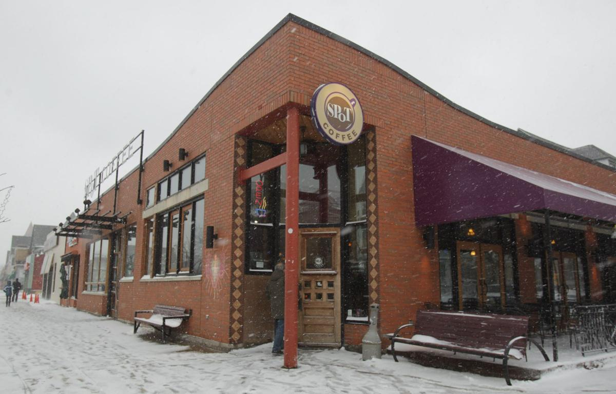 Spot Coffee Has Plans To Offer Franchises Business Local Buffalonews Com