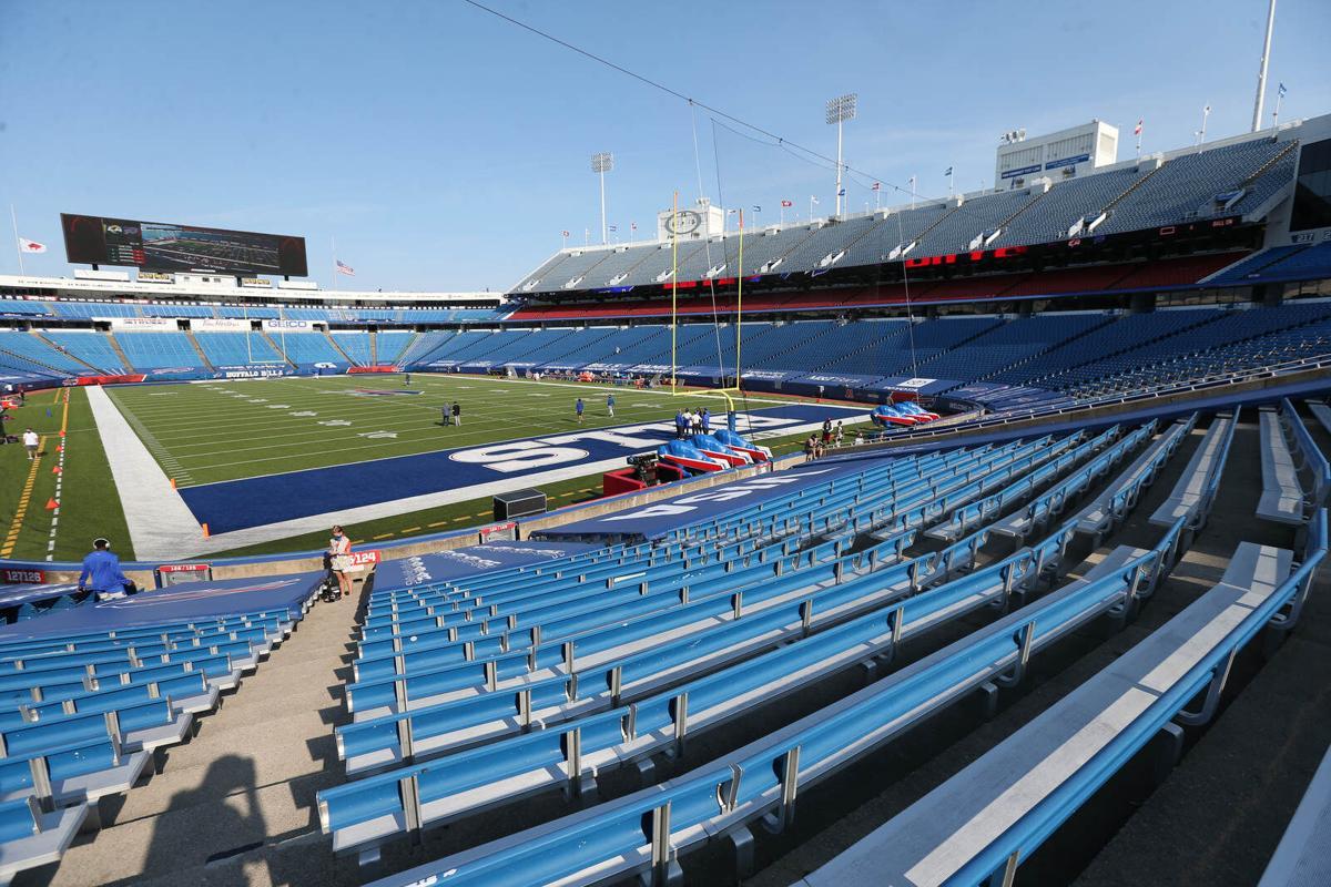 Bills Announce No Fans At Home Games For Foreseeable Future Buffalo Bills News Nfl Buffalonews Com