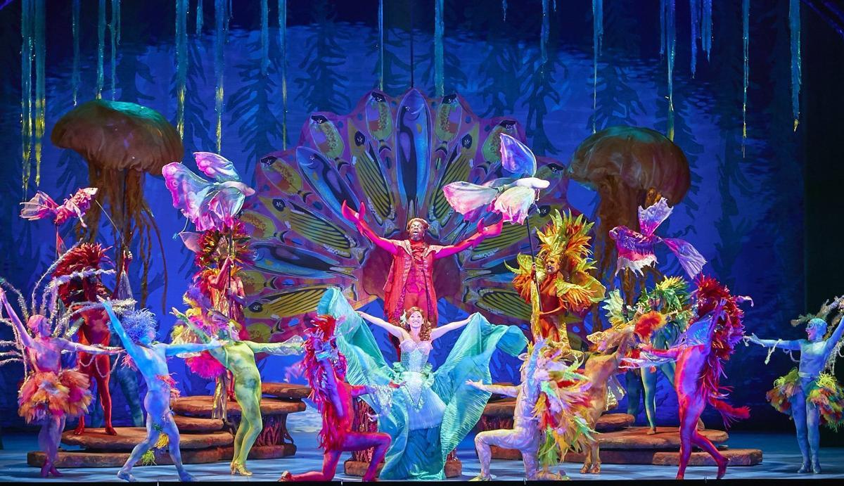 The Little Mermaid Diana Huey Shea's Performing Arts Center