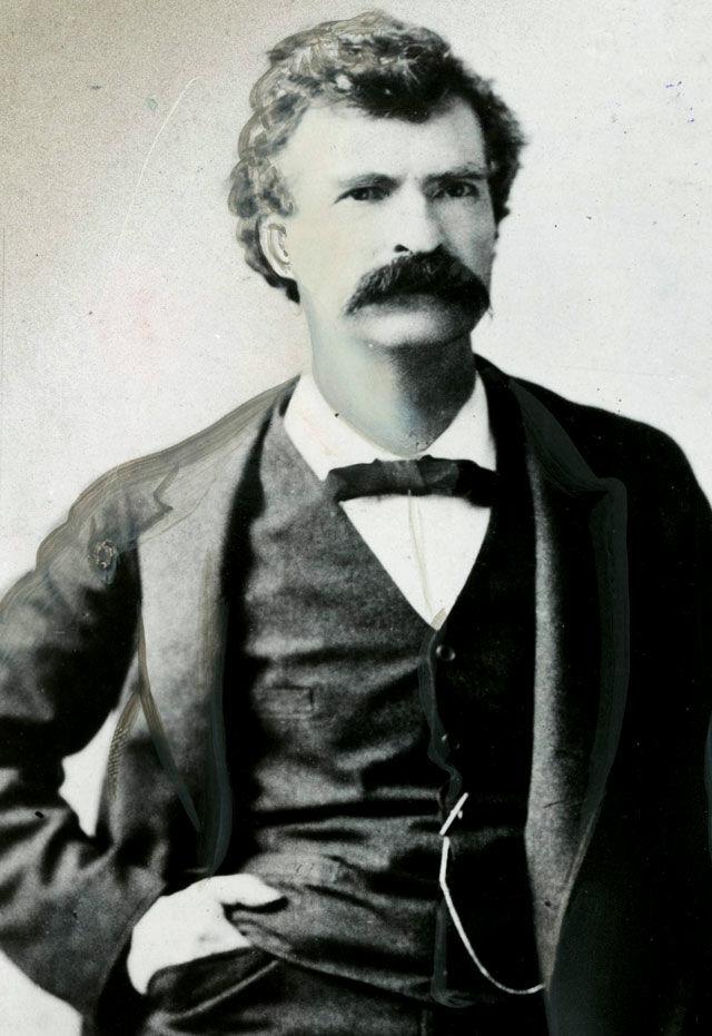 Mark Twain Erfindung