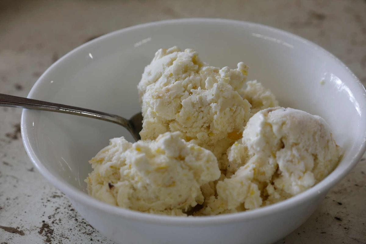 Eden Corn Festival to offer sweet corn ice cream