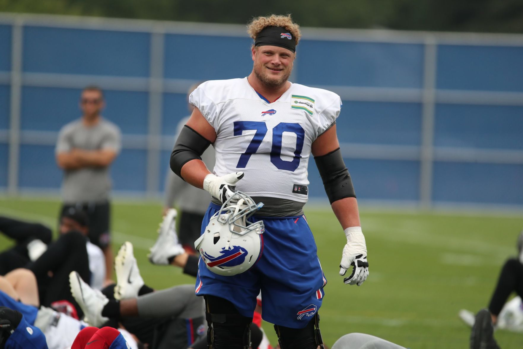 Eric Wood confirms career-ending neck injury, thanks community ...