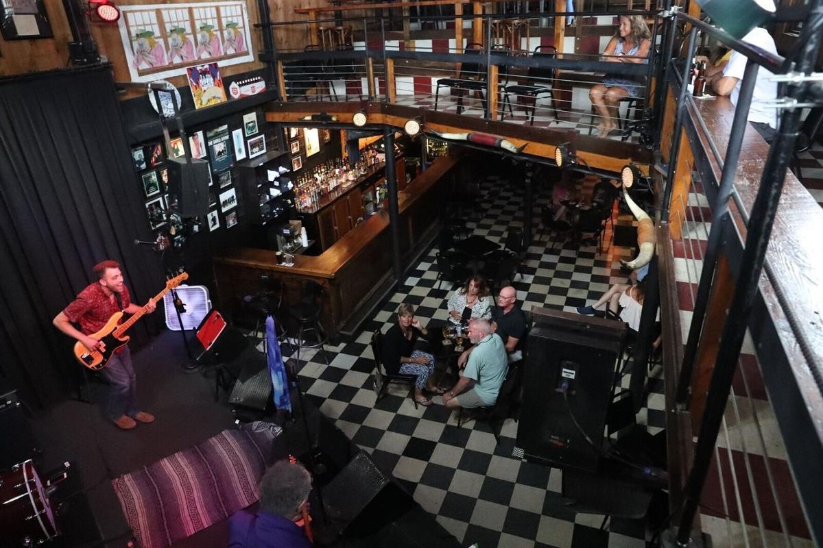 Sportsmen's Tavern August 2020