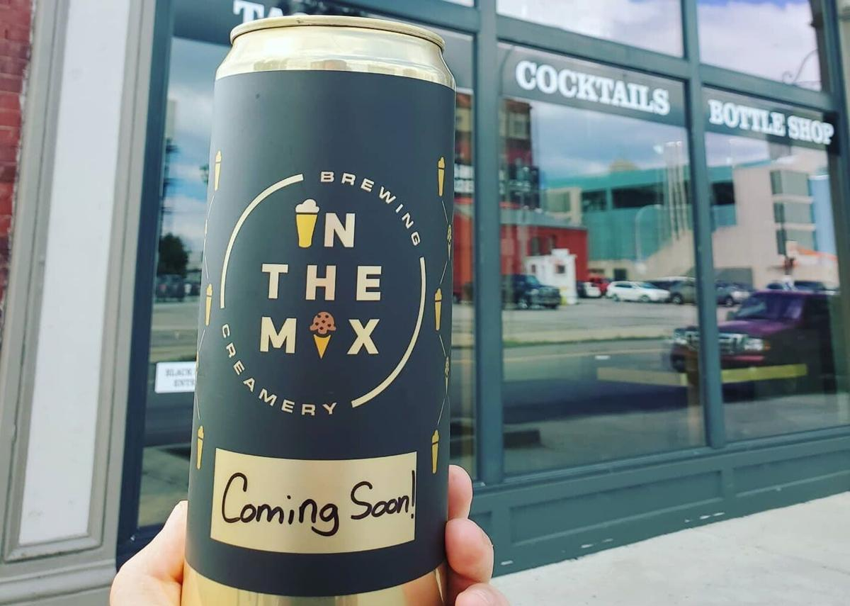 In The Mix Brewing & Creamery downtown buffalo