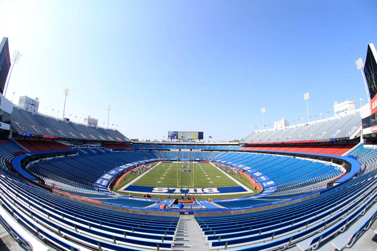 Cuomo 100 Eager To Get Fans Into Bills Stadium State And Regional Buffalonews Com