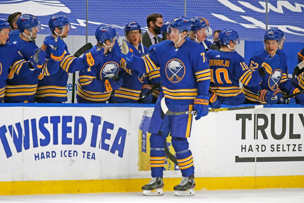 Sabres defeat Rangers 3-2 in shootout