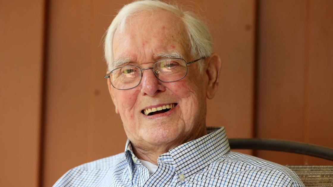 Stories of Honor: WWII vet haunted by memory of young German soldier dead in field