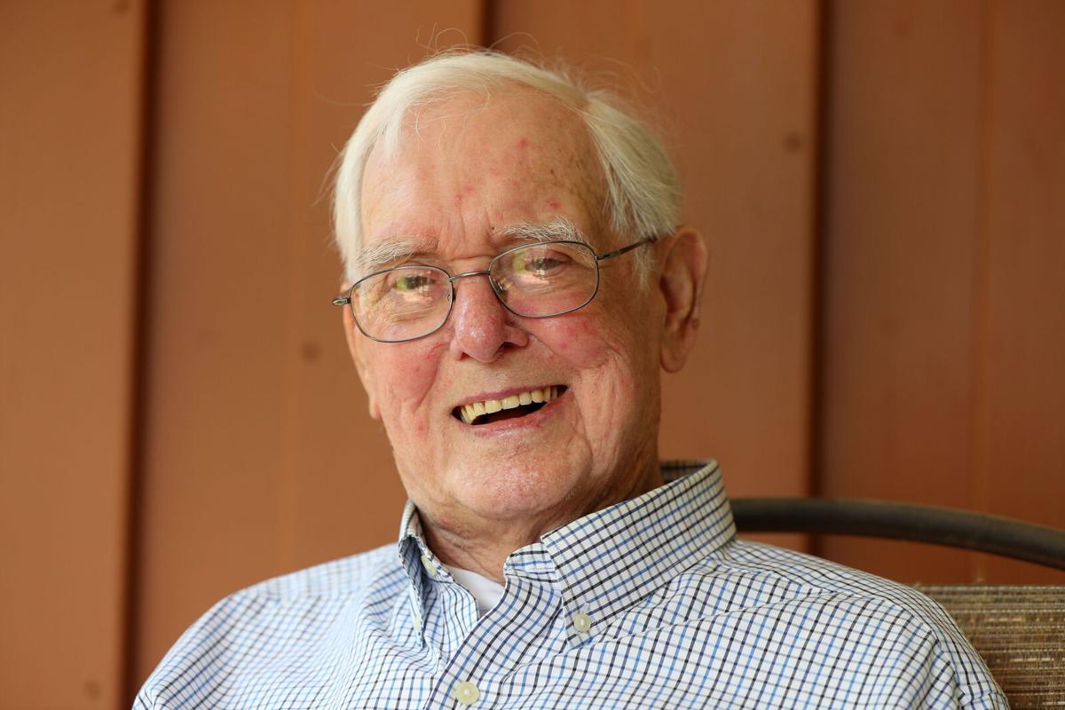 World War II Veteran Donald F. Howland
