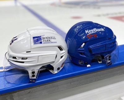 Sabres helmets