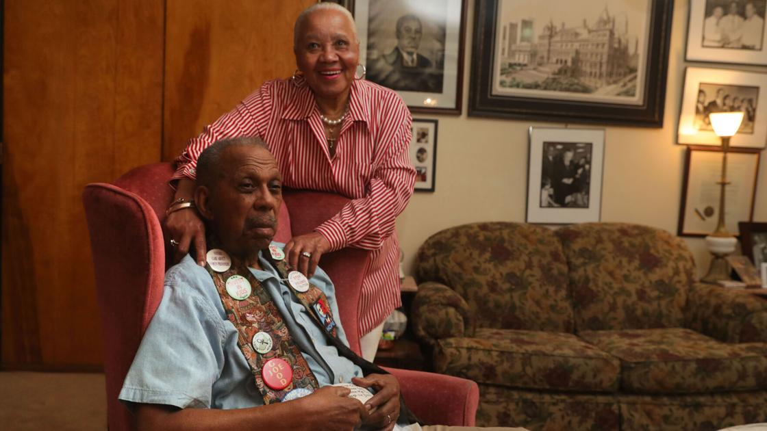 Rod Watson: A Buffalo 'power couple' whose conscience is sorely needed today
