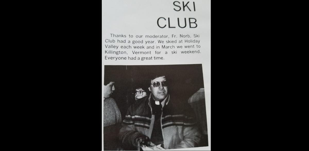 Norbert Orsolits ski