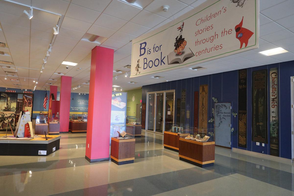 Library exhibition (copy)
