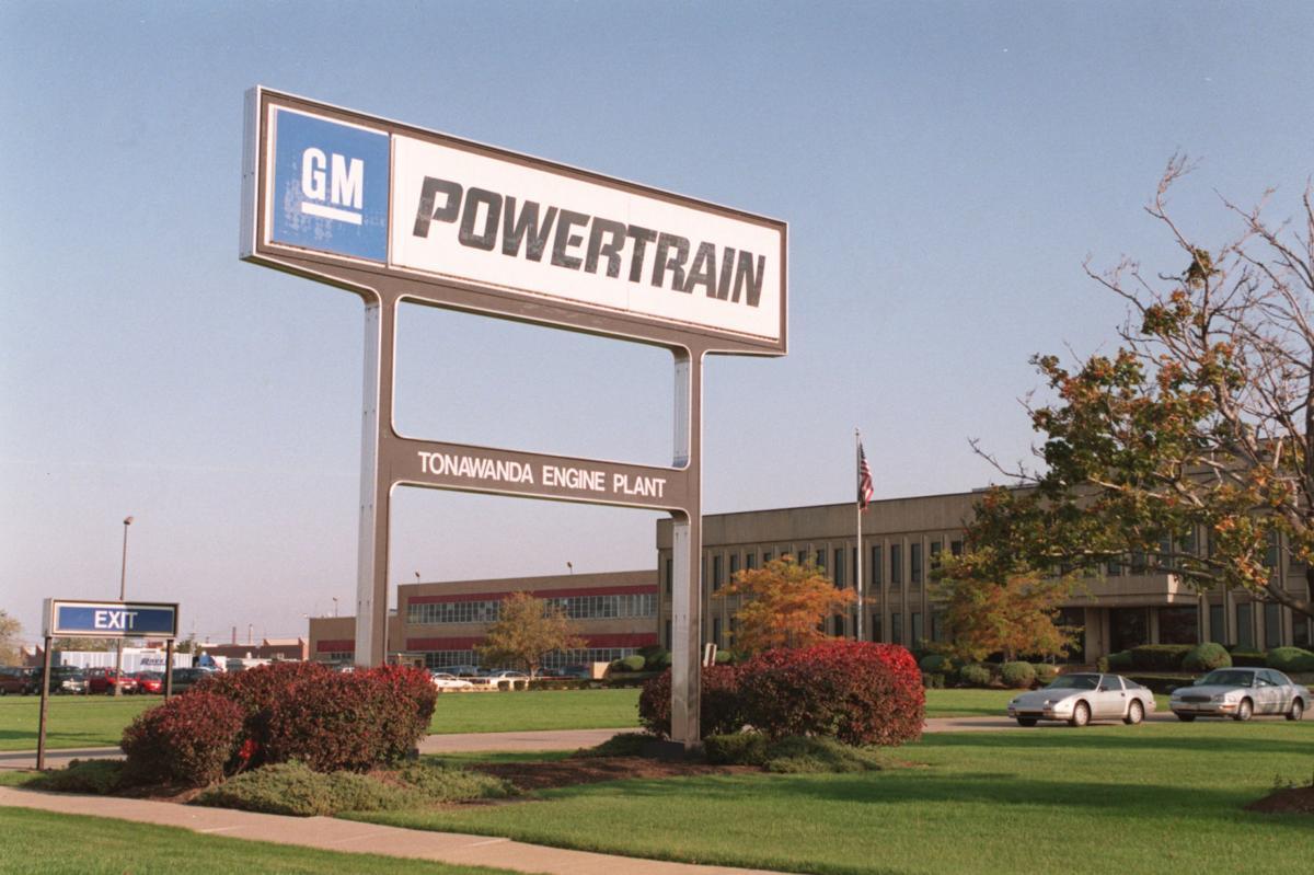 GM Powertrain  plant