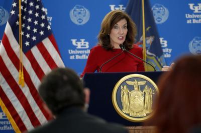 NY Governor Kathy Hochul in Buffalo (copy)