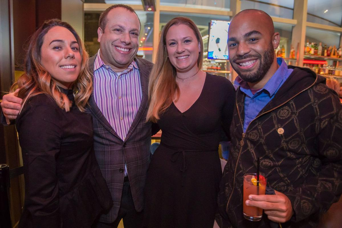 Smiles at SEAR's first anniversary celebration