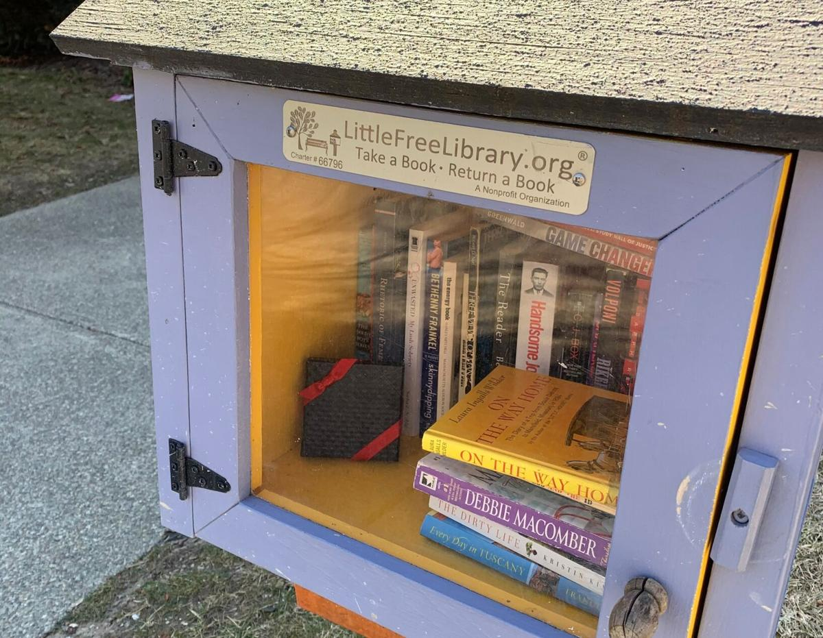 Easter egg hunts from Little Libraries to the aquarium