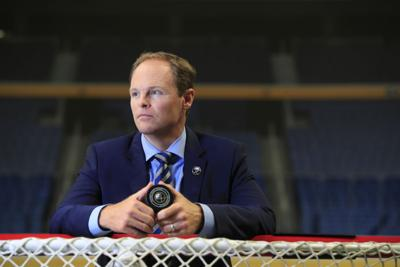 Scull-Sabres-GM-General-Manager-Kevyn-Adams