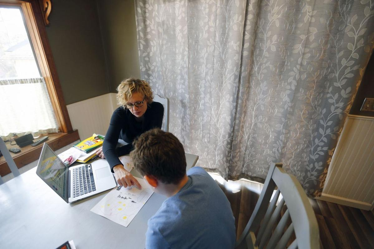 Susan Walterich Homeschooling