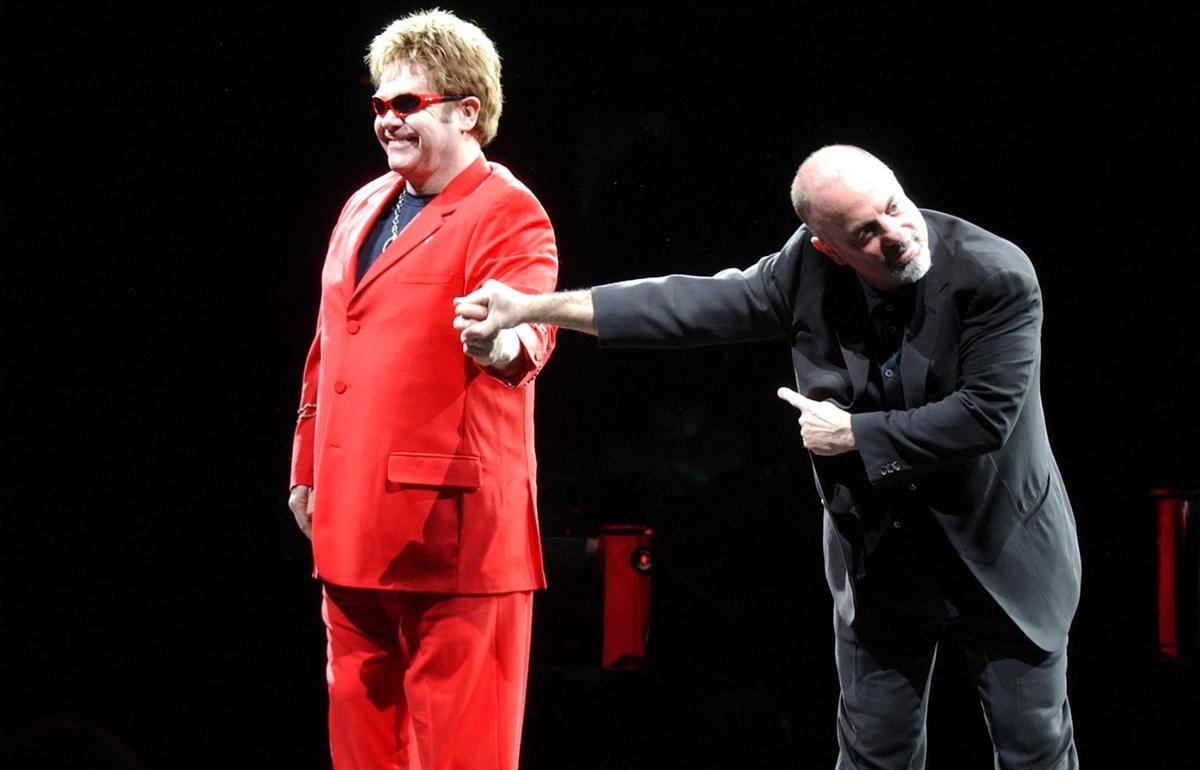 Billy Joel in Buffalo: 2003, '07 and '10