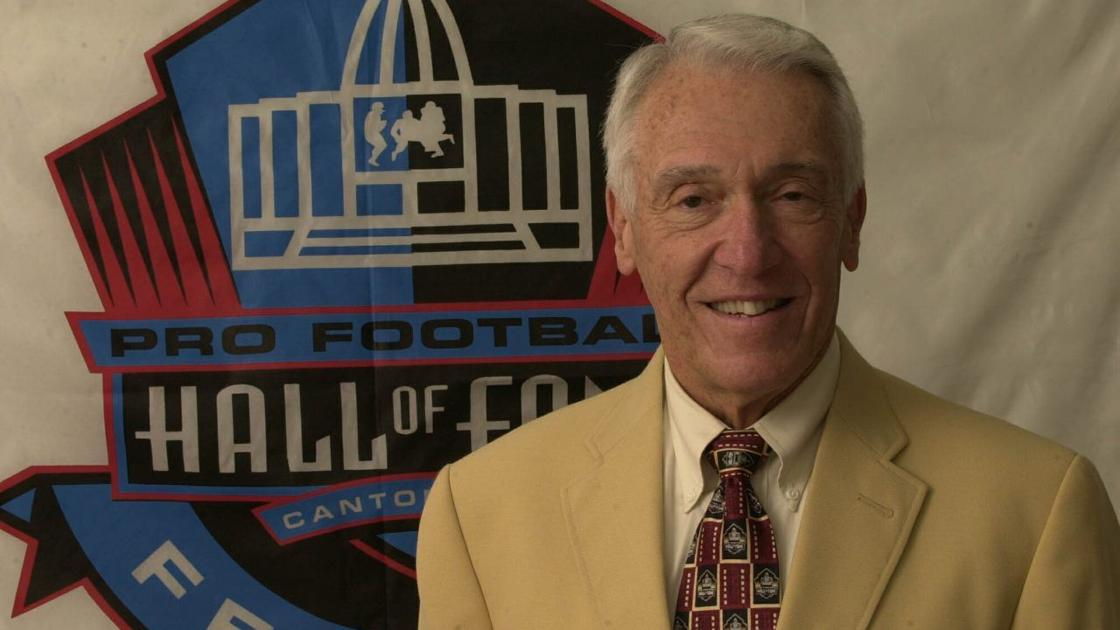 Marv Levy inducted into Canadian Football Hall of Fame