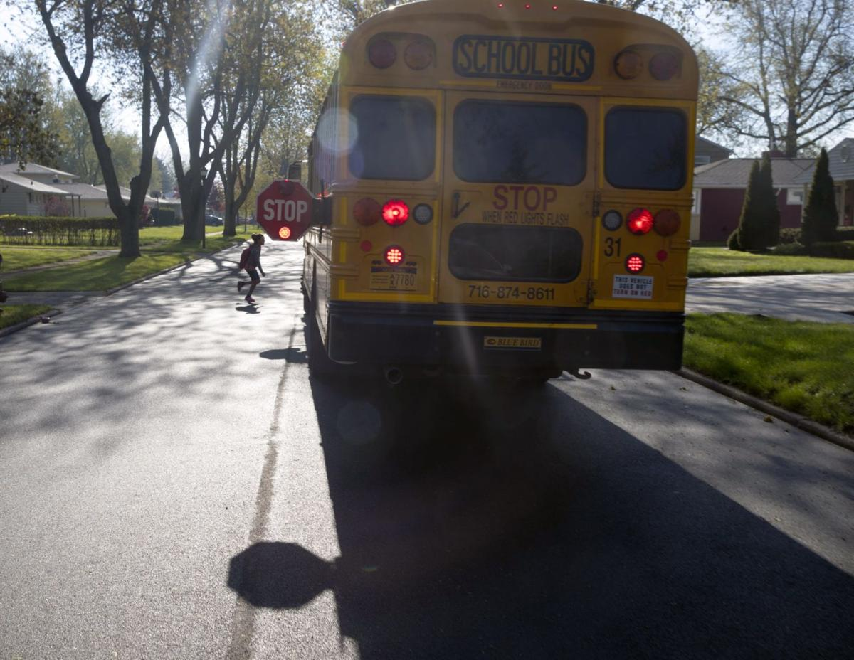 buses school elections HICKEY