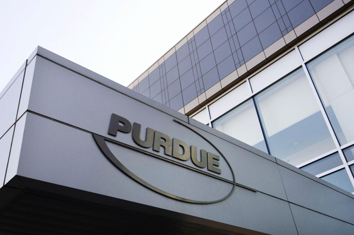 2019: Purdue Pharma
