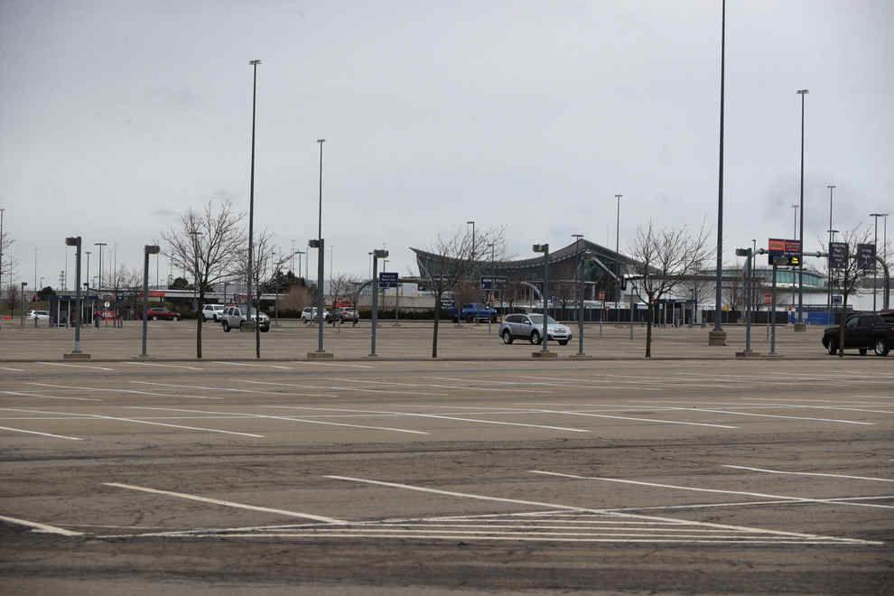 Buffalo Niagara International Airport Covid-19 2020 HICKEY