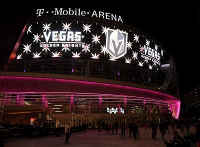 Las Vegas NHL Franchise Reveals Team Name And Logo