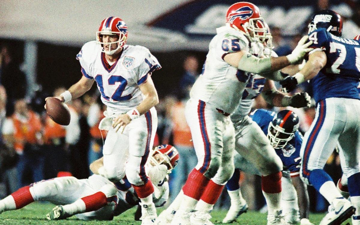 Bills Super Bowl XXV