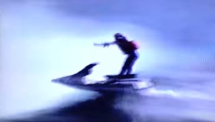 jet ski video still