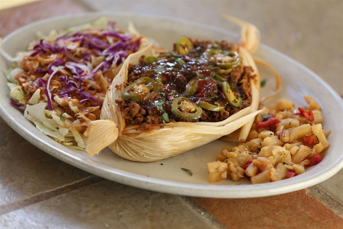 Arriba Tortilla tamales