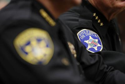 Sheriff's deputies file grievance as star badge goes to civilian; candidates weigh in