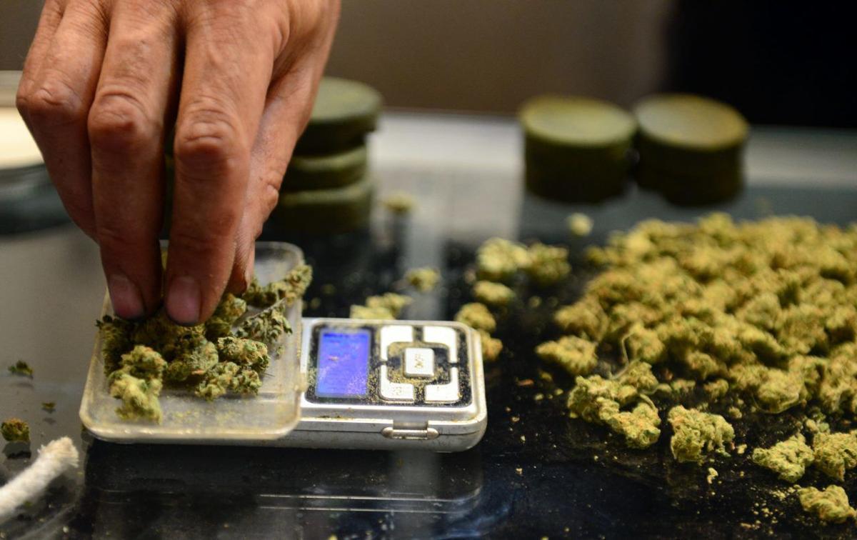 marijuana pot getty
