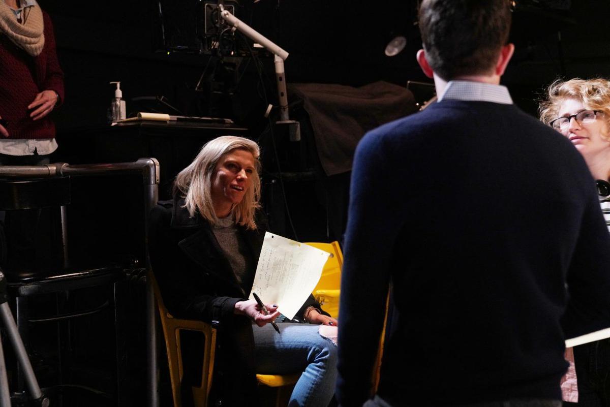 Saturday Night Live - Lindsay Shookus and John Mulaney