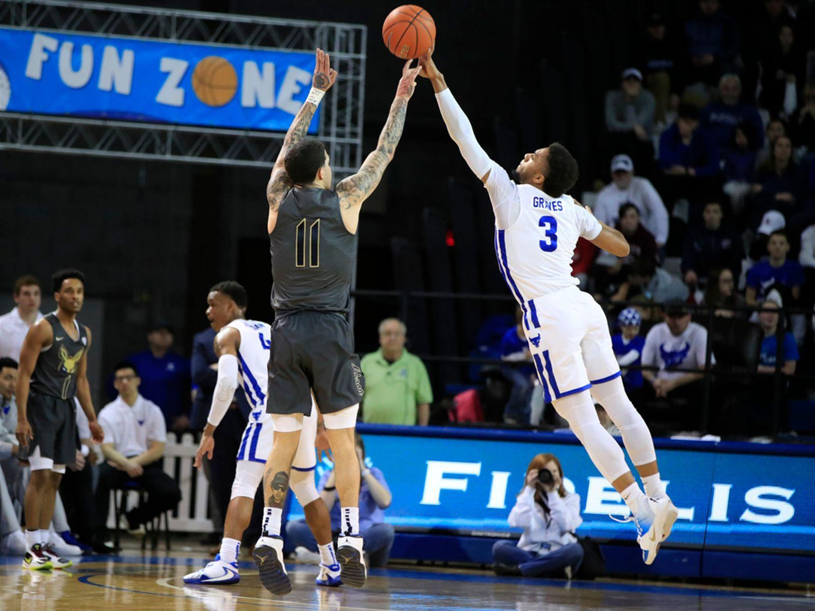 Ub Men S Basketball Primed To Bounce Back In 2020 21 Buffalo Sports Buffalonews Com
