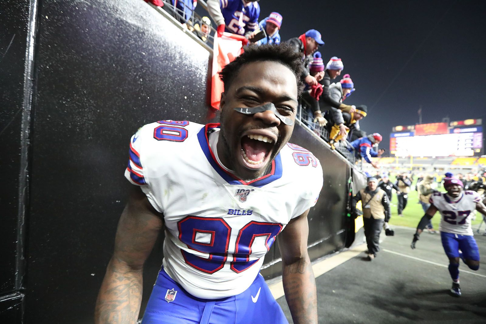 As Bills face decision, Shaq Lawson says, 'Only up for me. Only ...