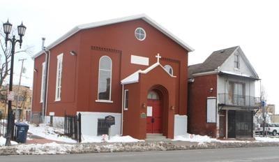 Michigan Street Baptist Church (copy)