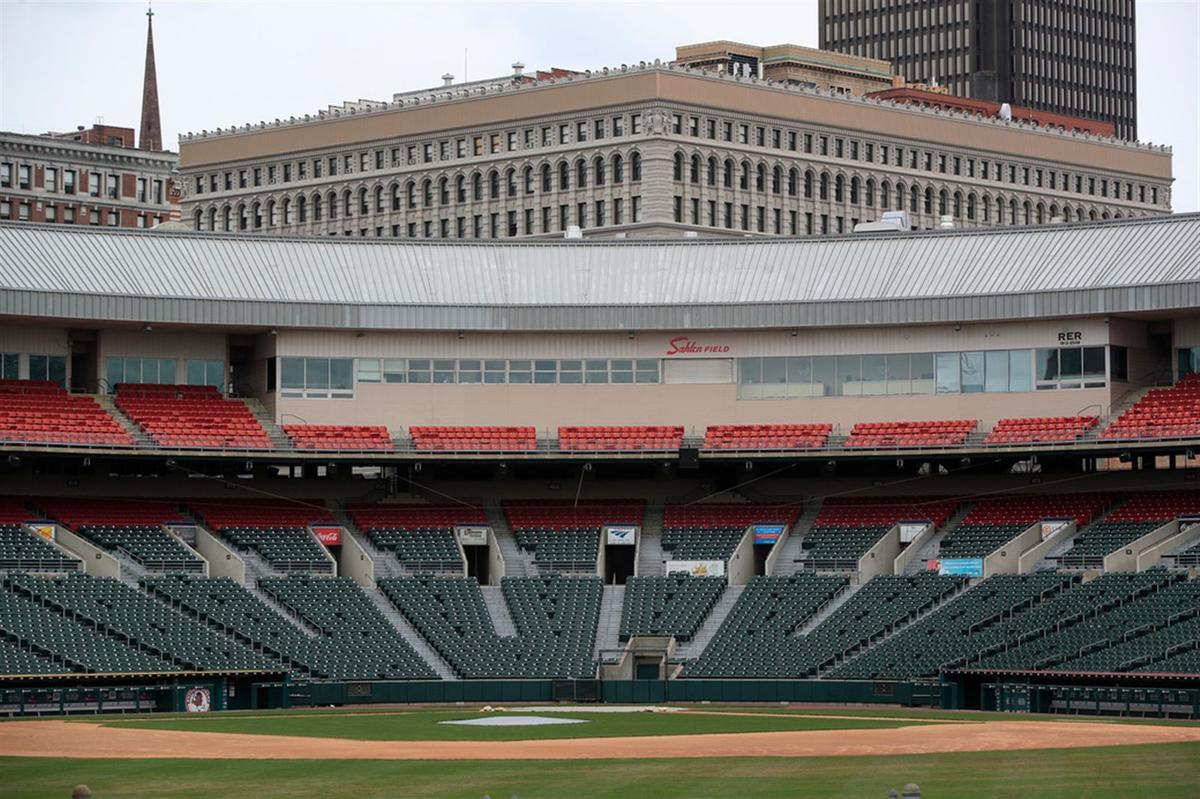 Azulejos de Toronto jugarán en Búfalo, Nueva York, en el estadio de su equipo filial de Ligas Menores