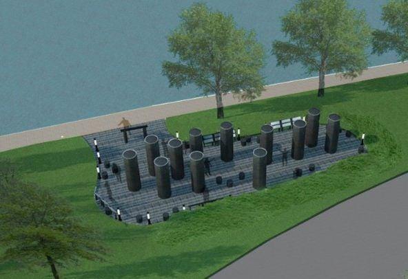 african american veteran monument