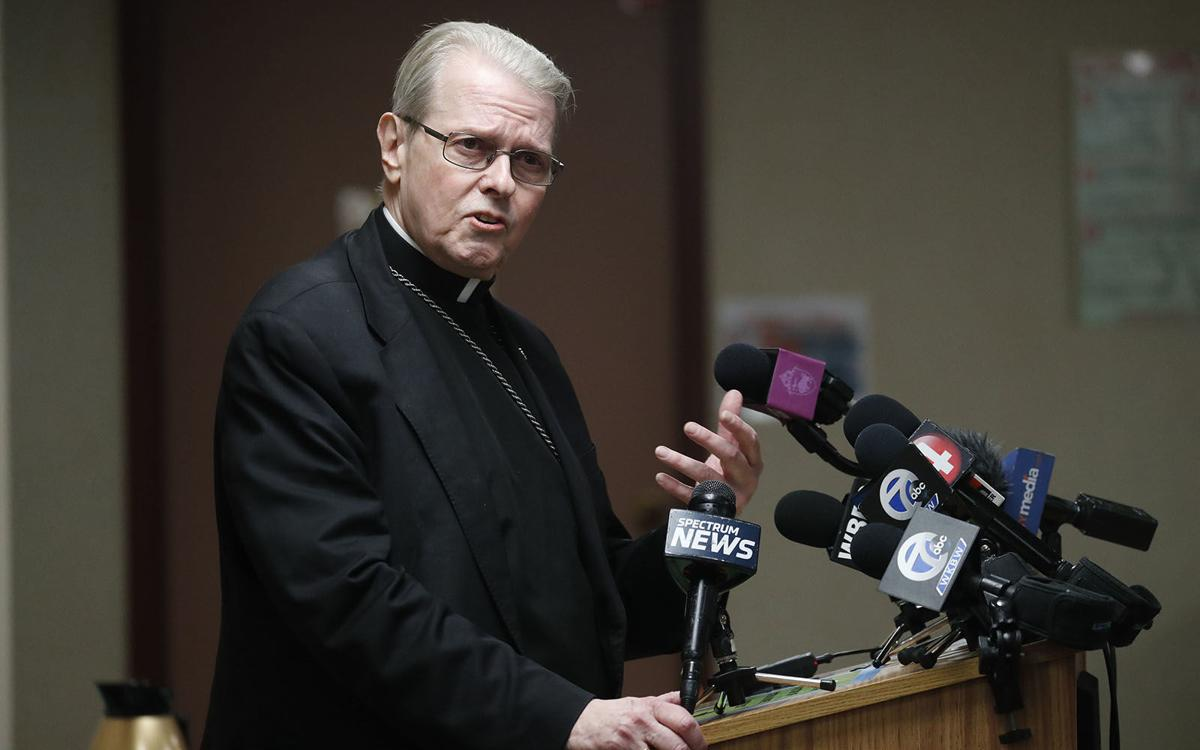 Bishop Edward B. Scharfenberger