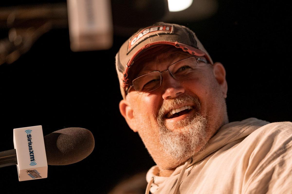 Larry The Cable Guy Hosts Weekly Roundup from  Funny Bone Comedy Club  in Nebraska