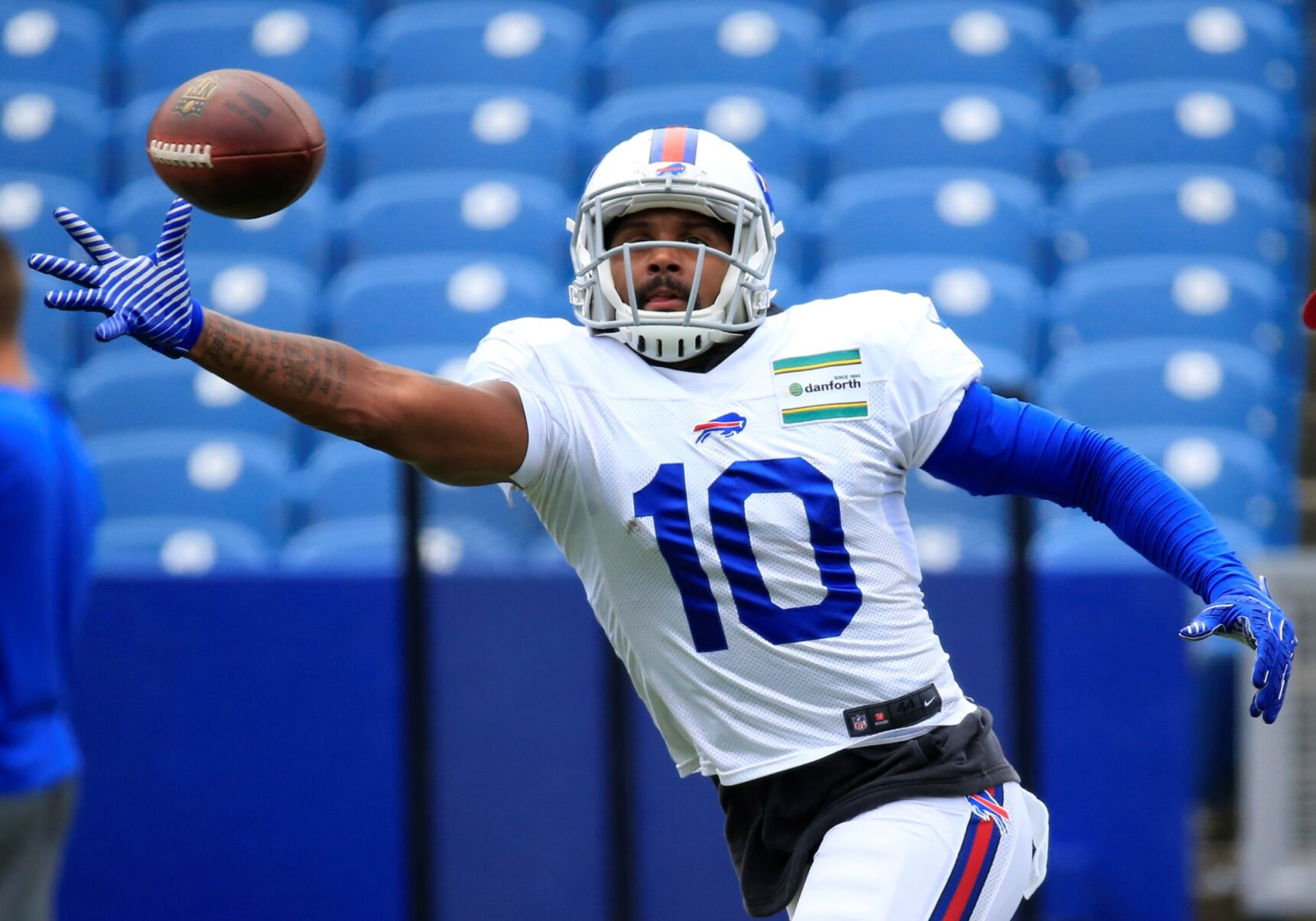 Wide receiver Philly Brown is back; who does he compare to ...