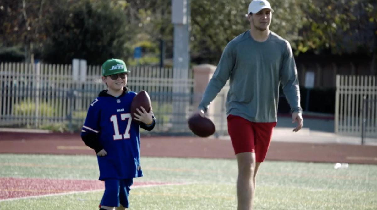 Bills' Josh Allen and 'Super Cade' part of ESPN's Sunday NFL Countdown