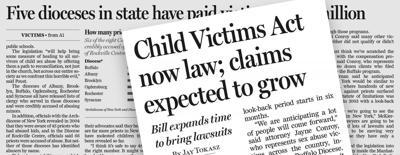 Child Victims Act generic art