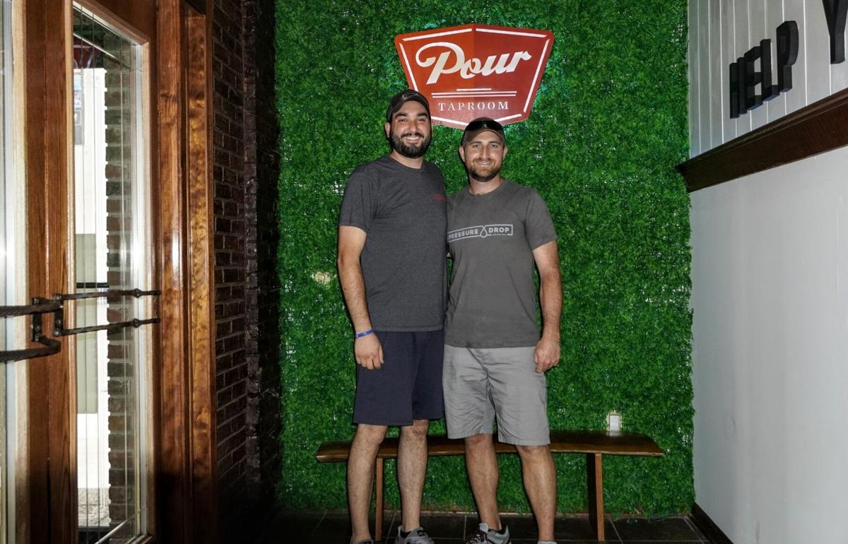 Pour Taproom owners