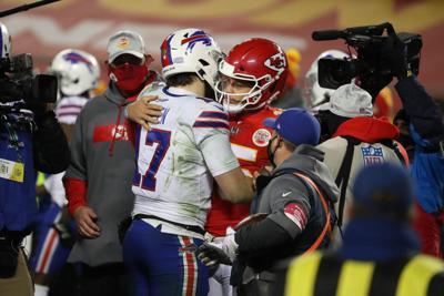 Bills Chiefs AFC fourth