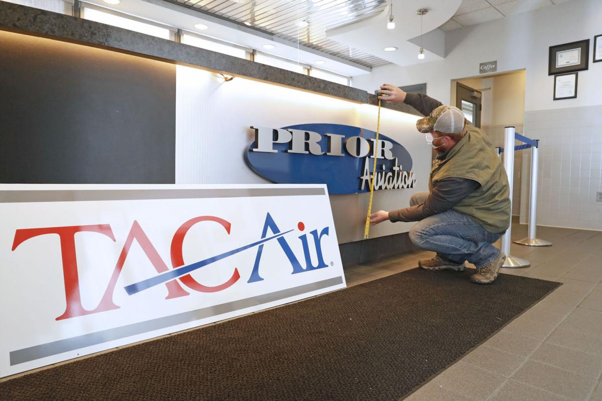 Prior Aviation Services changes over to TAC Aviation