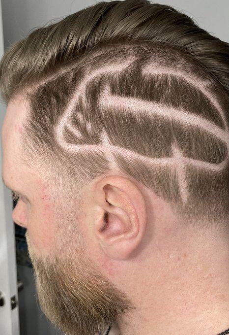 Bills haircut