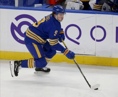 Buffalo Sabres hosted the New York Islanders
